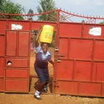 The Water Project: Digula Secondary School -  Finally Back