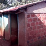 The Water Project: Bukhulunya Primary School -  Latrines