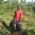 The Water Project : 8-kenya4658-carrying-water