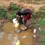 The Water Project : 8-kenya4709-fetching-water