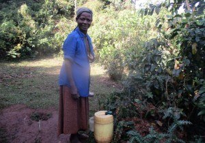 The Water Project : 8-kenya4710-fetching-water