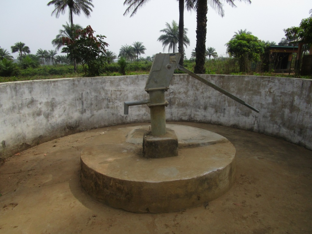 The Water Project : 8-sierraleone5106-dry-well