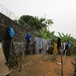 The Water Project: Word of Life Bilingual School -  Clothesline