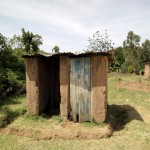 The Water Project: Kakubudu Primary School -  Latrines