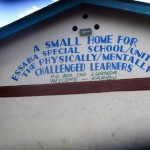 The Water Project: Essaba Primary School -  Essaba Sign