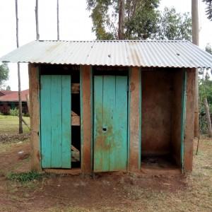 The Water Project : 9-kenya4659-latrines