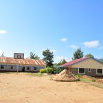 The Water Project: AIC Mutulani Secondary School -  Staff Room
