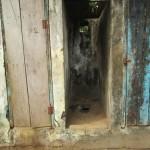 The Water Project: Petifu Junction Community -  Latrine