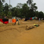 The Water Project: Mapeh Community -  Clothesline