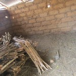 The Water Project: Ponka Village -  Wood For Cooking