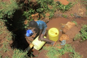 The Water Project : 1-kenya4720-omollo-spring