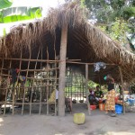 The Water Project: Rogbere Community -  Kitchen
