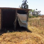 The Water Project: Shitaho Community C -  Latrine