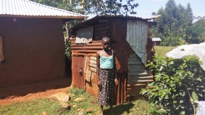 The Water Project:  Local Latrine