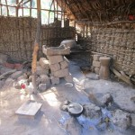The Water Project: Rogbere Community -  Kitchen Inside
