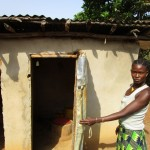 The Water Project: Sumbuya Community, Quarry Road -  Toilet
