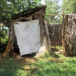 The Water Project: Mahanga Community -  Latrine