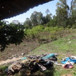 The Water Project: Murumba Community -  No Clothesline
