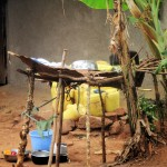 The Water Project: Mutambi Community -  Dish Rack