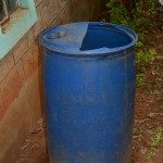 The Water Project: Mbindi Community B -  Water Storage