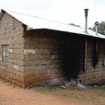 The Water Project: Muthei Secondary School -  Kitchen