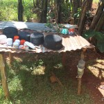 The Water Project: Shitaho Community B -  Dish Rack