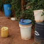 The Water Project: Mbindi Community C -  Water Storage
