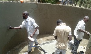 The Water Project : 16-kenya4639-construction