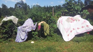 The Water Project:  No Clothesline