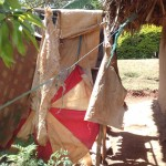 The Water Project: Wanzuma Community -  Bathing Room