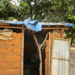 The Water Project: Malokoh Community, #4 Mabesseneh Road -  Latrine