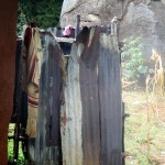 The Water Project: Mutambi Community -  Bathing Room