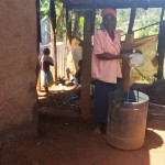 The Water Project: Shitaho Community B -  Water Storage