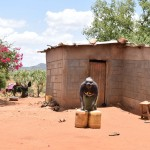 The Water Project: Waita Community -  Water Containers