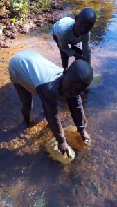 The Water Project:  Mwikholo Spring
