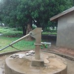 The Water Project: Malokoh Community, #4 Mabesseneh Road -  Seasonal Well Without Water
