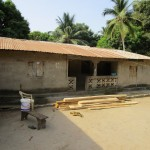 The Water Project: Rogbere Community -  Household