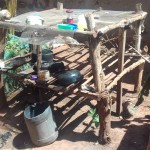 The Water Project: Wanzuma Community -  Dish Rack