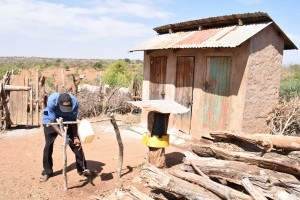 The Water Project : 20-kenya4759-household-2