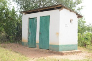 The Water Project:  Teachers Toilets