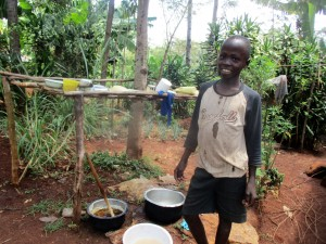 The Water Project : 21-kenya4720-dish-rack