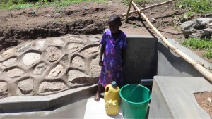 The Water Project : 22-kenya4696-protected-spring