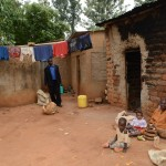 The Water Project: Mbindi Community B -  Household