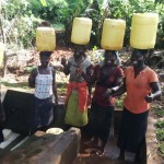 The Water Project : 24-kenya4699-protected-spring