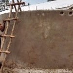 The Water Project: Rosterman Secondary School -  Tank Construction