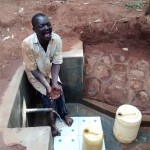 The Water Project: Emabungo Community -  Protected Spring