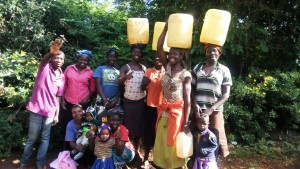 The Water Project : 29-kenya4699-protected-spring