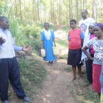 The Water Project: Murumba Community -  Community Members Talking About Their Water