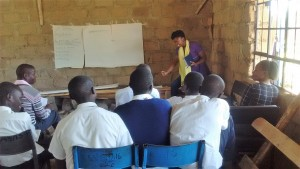The Water Project : 4-kenya4637-training