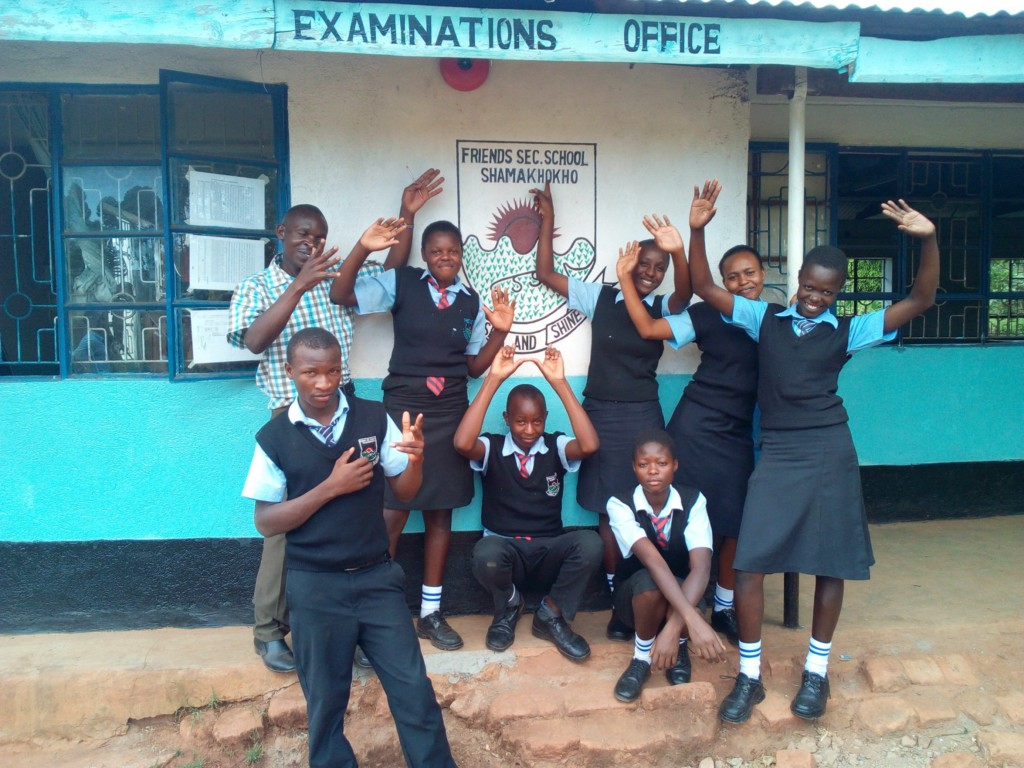 The Water Project : 4-kenya4660-students